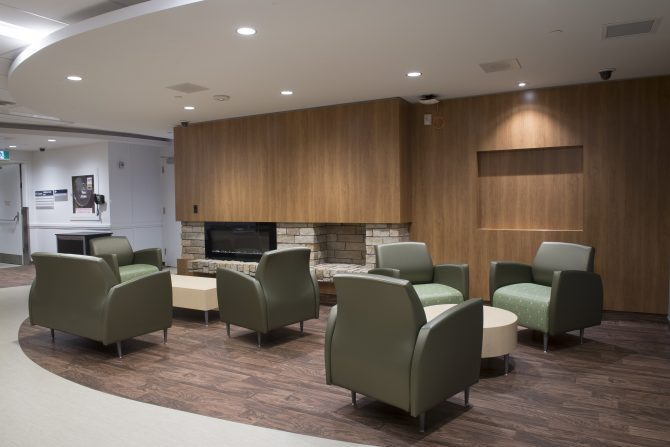 Sunnybrook Phase I Renovations Now Complete