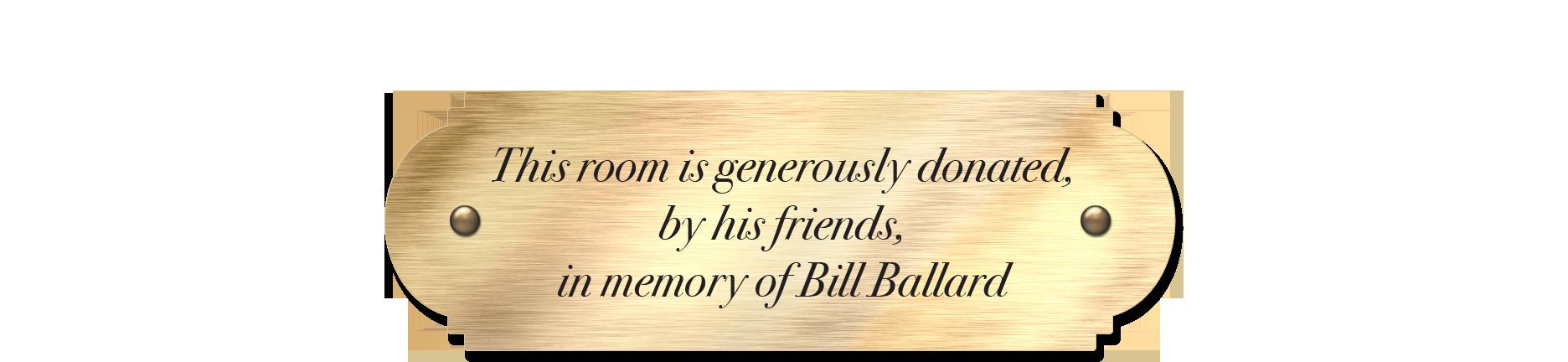 Bill Ballard